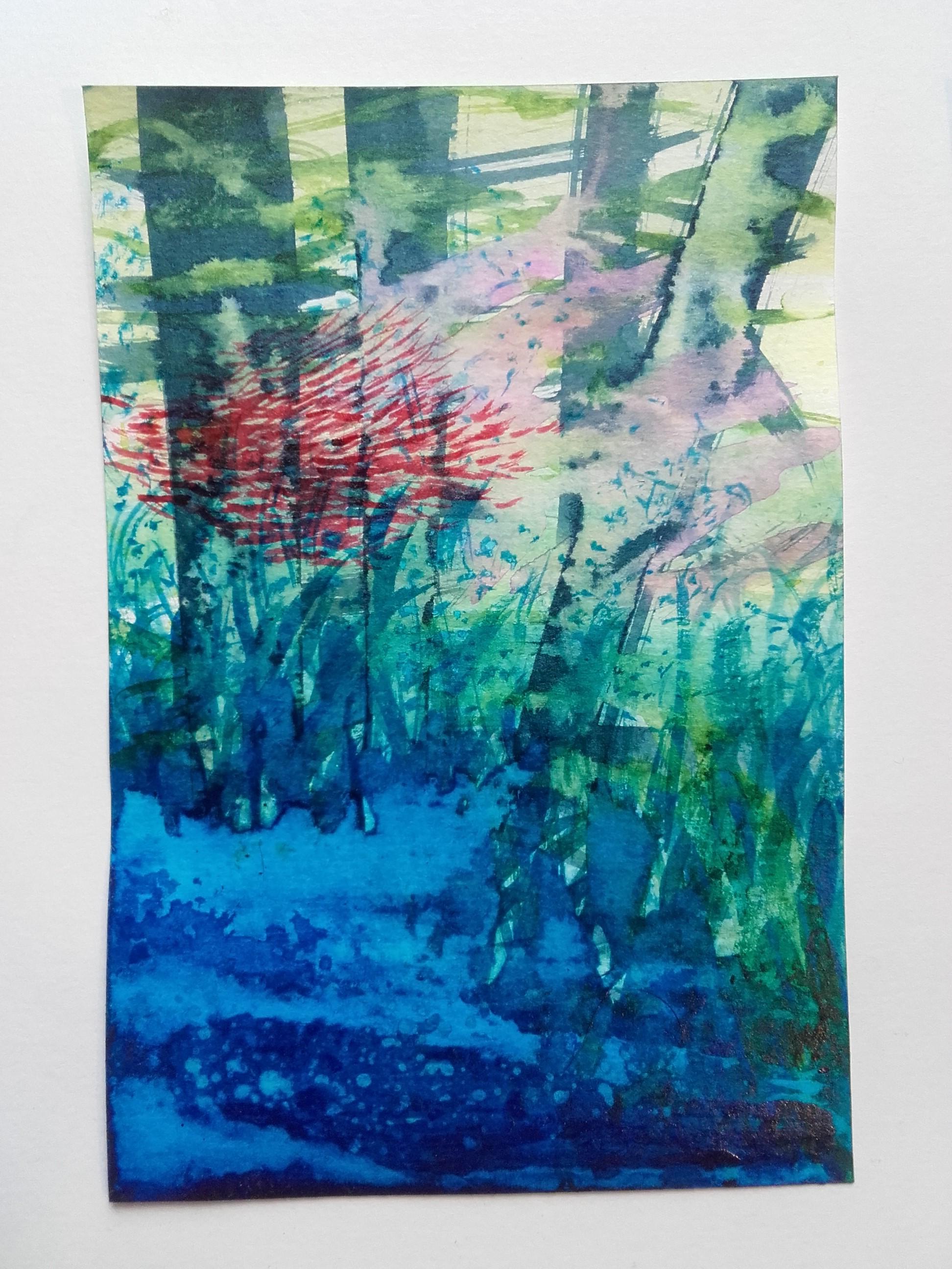 Artiste Peintre Contemporain Toulouse karine veyres - artiste plasticiennekarine veyres